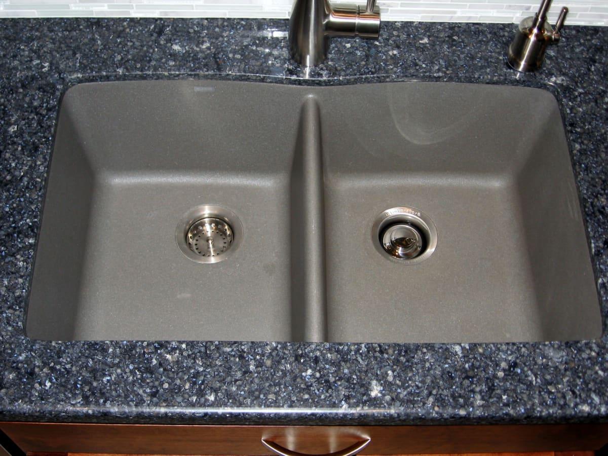granite composite kitchen sink