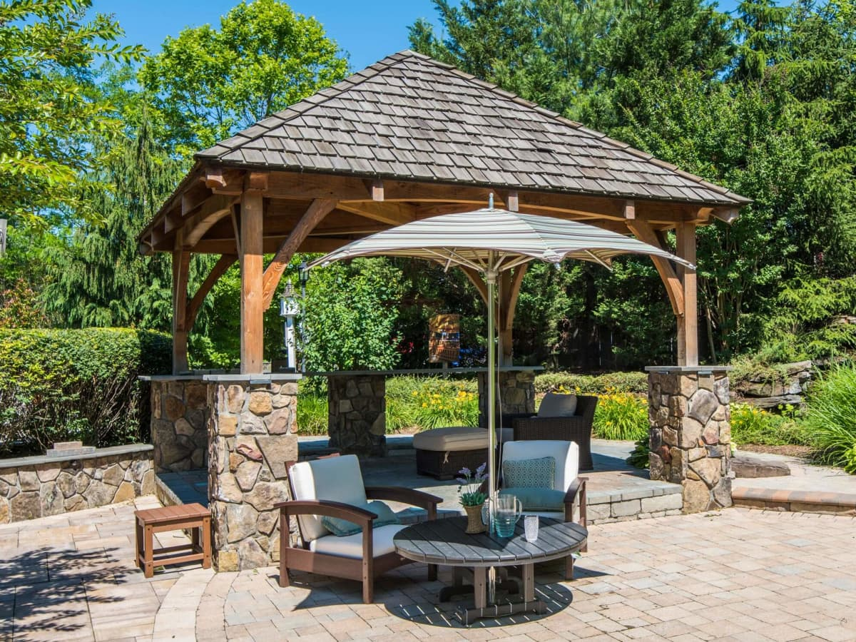 6 stylish shade ideas for your patio