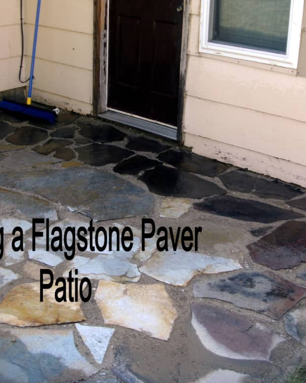 diy flagstone patio a how to guide