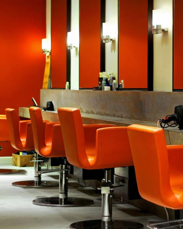 hair salon barbershop