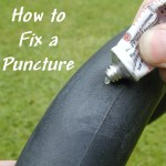 How To Fix A Punctured Bicycle Tube And Tire 10 Steps With Pictures Skyaboveus Outdoors