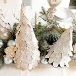 58 Stunning Diy Tabletop Tree Ideas Feltmagnet Crafts