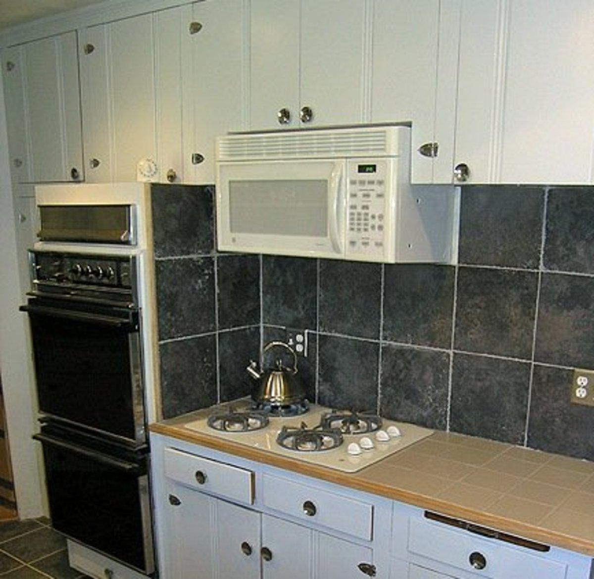 seven different microwave design ideas