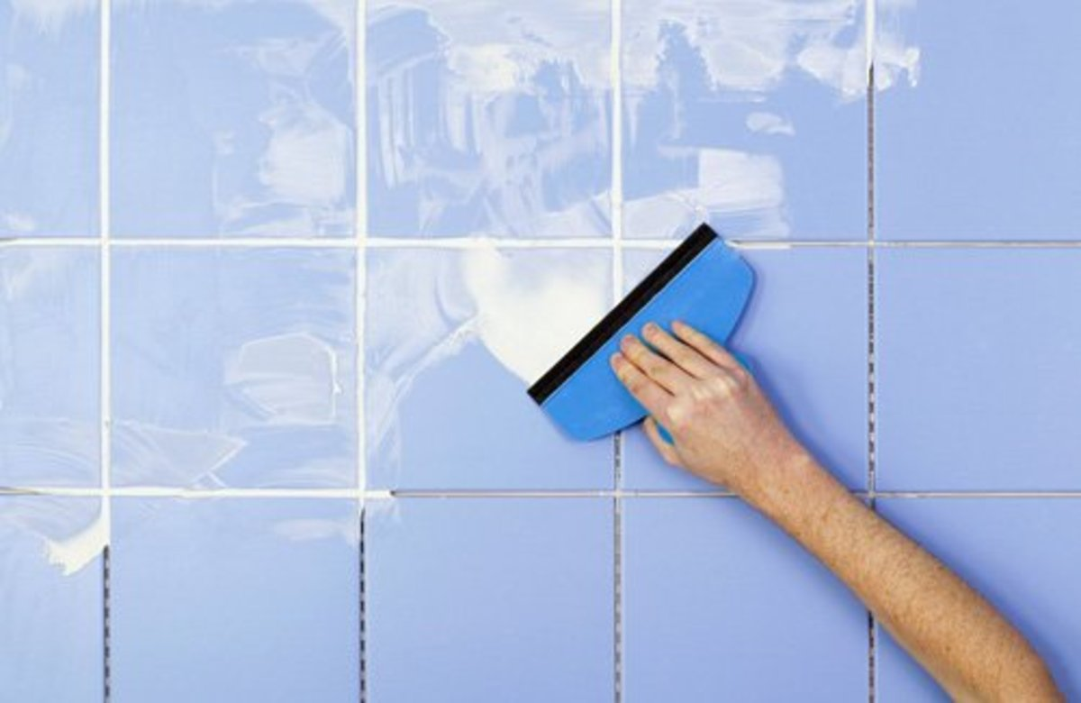how to apply ceramic tile grout do it