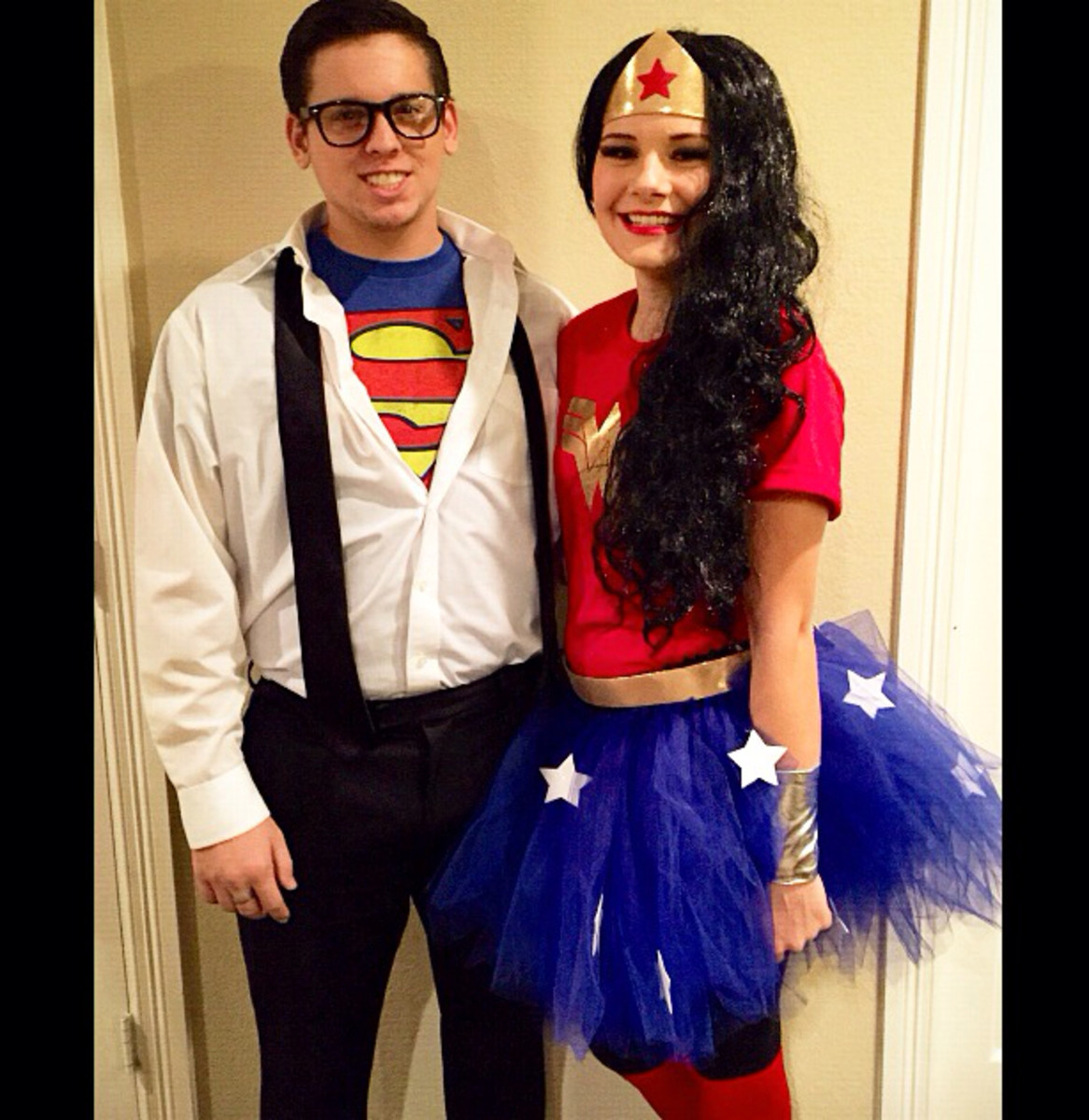 Click here to get all the looks. 10 Ideas For Homemade Halloween Costumes For Couples Holidappy