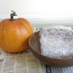 How To Make A Stacked Pumpkin Decoration For Fall Holidappy Celebrations