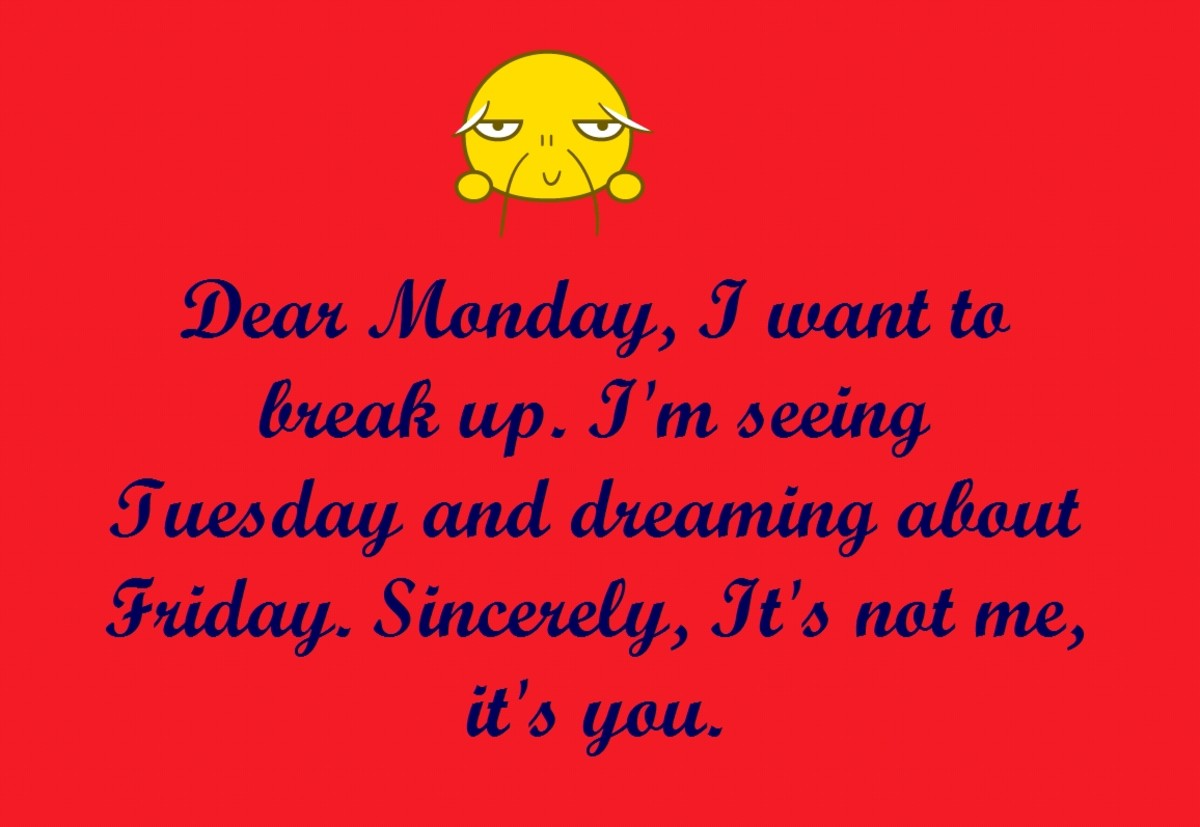 Funny Monday Quotes For Work Statuses And Pictures Holidappy Celebrations