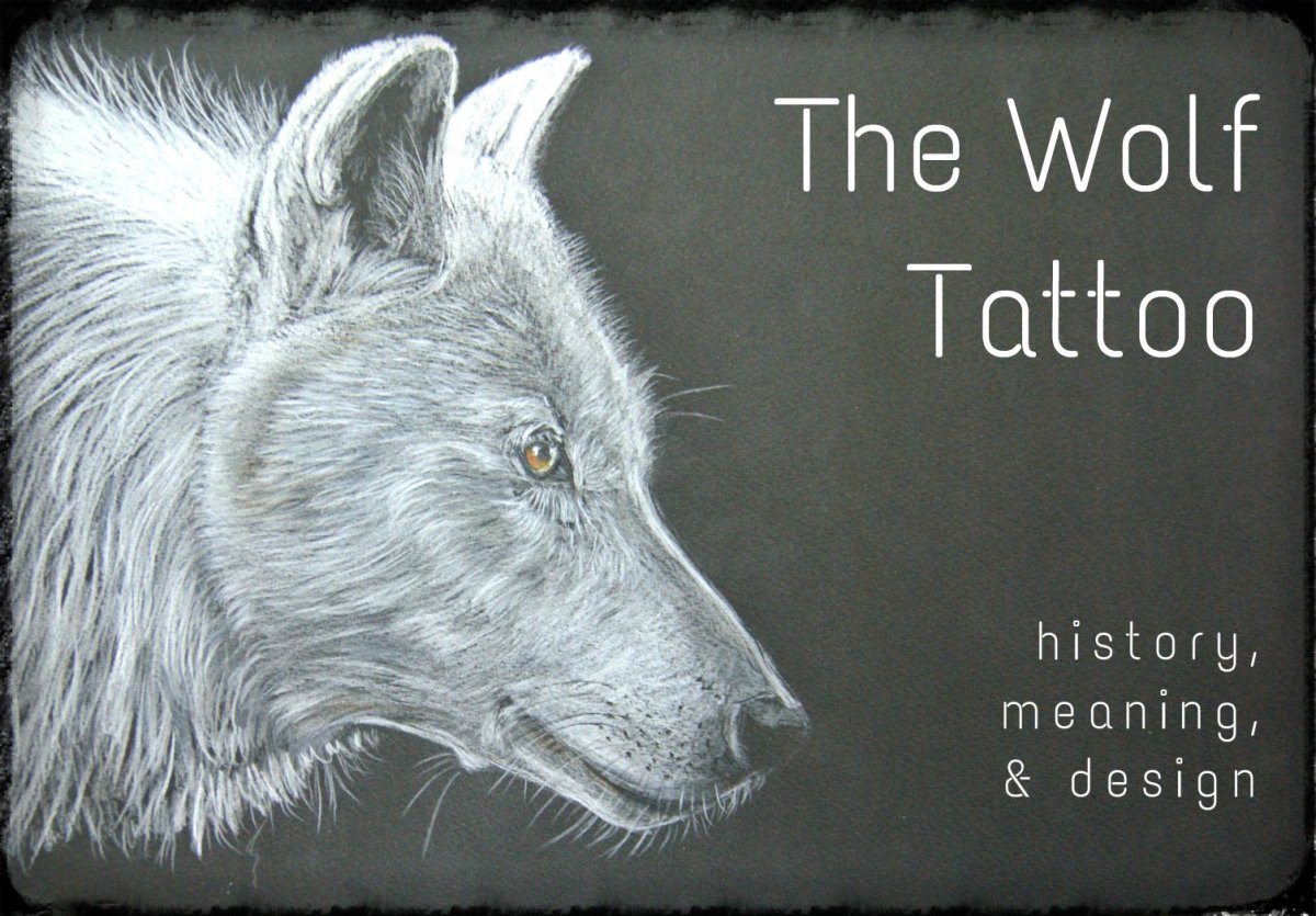 Wolf Tattoos Designs Ideas And Meanings