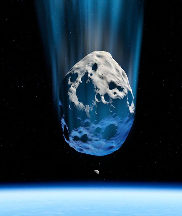This Giant Asteroid Could Hit Earth Within 20 Years. YOLO ...