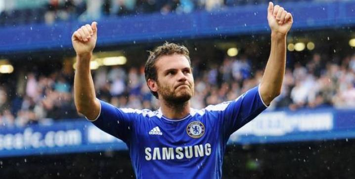 Image result for Juan Mata joins chelsea