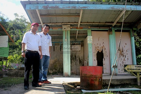 Image result for The issue of dilapidated schools in Sarawak