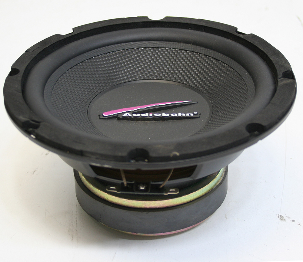 Wiring Audiobahn Subwoofers Subwoofer Diagram 8 Inch For