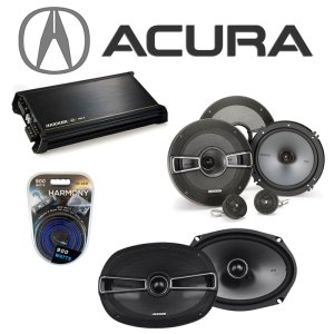 Fits Acura TL 20042008 Factory Speaker Replacement Kicker