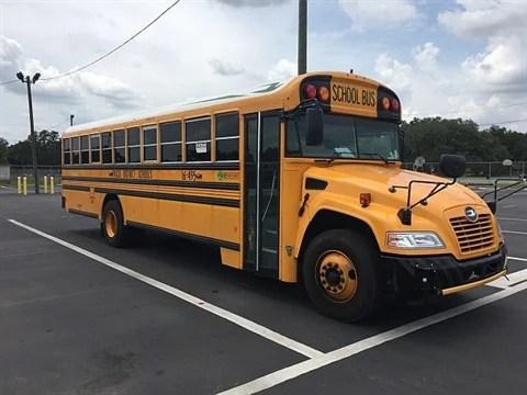 4 Florida Districts Add Propane School Buses - Alternative ...
