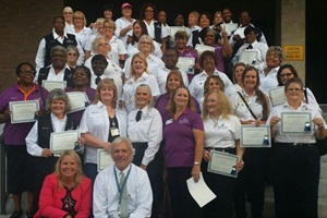 Florida district honors veteran school bus drivers ...