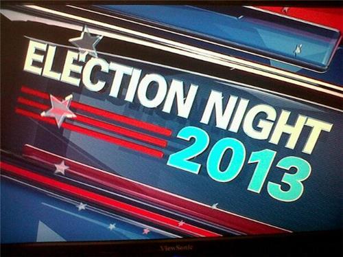 Live: Election Night 2013 - CNN