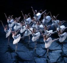 "<h2><Font color=""#5D87A1"">Swan Lake - Moscow City Ballet"