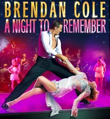 """<h2><Font color=""""#5D87A1"""">Brendan Cole - A Night to Remember"""