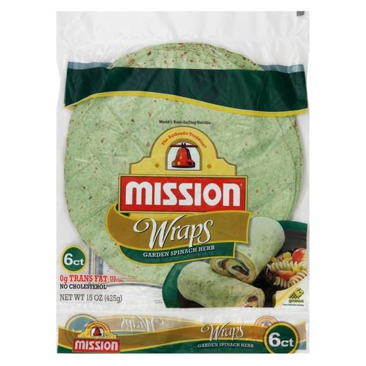 Mission Spinach Tortilla