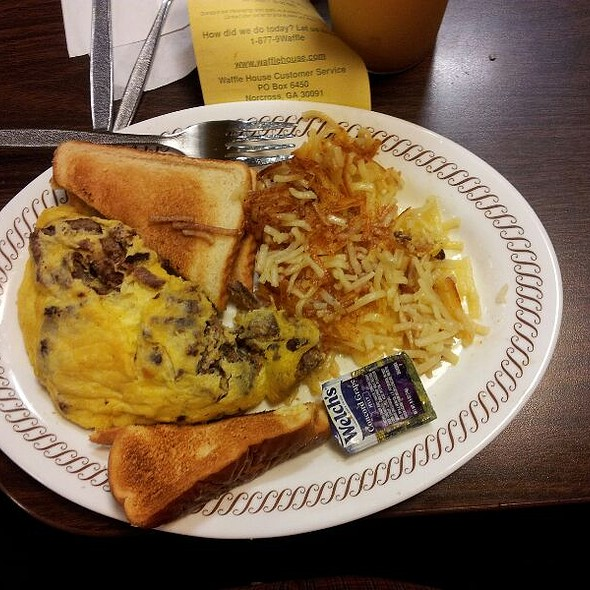 Waffle House Prices