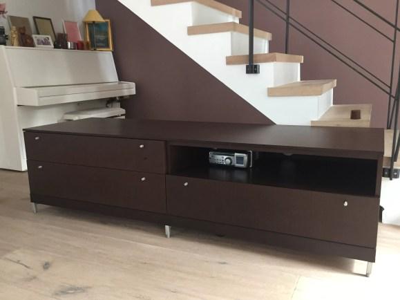 meuble tv ligne roset selency