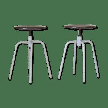 tabouret de bar industriel pieces