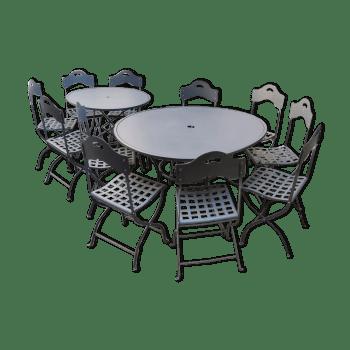 mobilier de jardin vintage d occasion