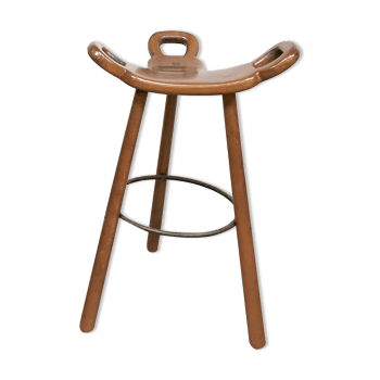 tabouret de bar vintage pieces