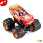 New Loose Disney Pixar Cars Toons Frightening Mcmean Mcqueen Monster Truck Rare Ebay