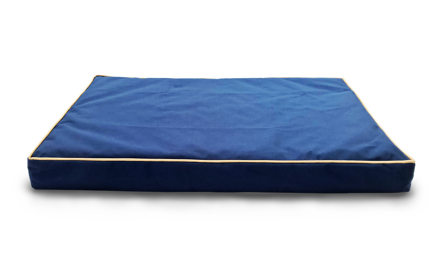 FurHaven Deluxe Orthopedic Mattress Pet Bed for Dogs and Cats Blue         Orthopedic Pet Bed  Picture 2 of 4