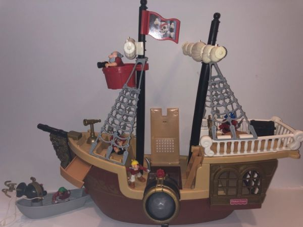 pirate ship # 46
