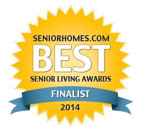 You Oughta Know Senior Living Awards Finalist 2014