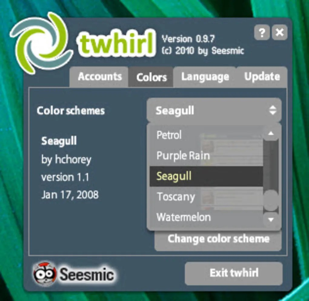 Image result for Twhirl