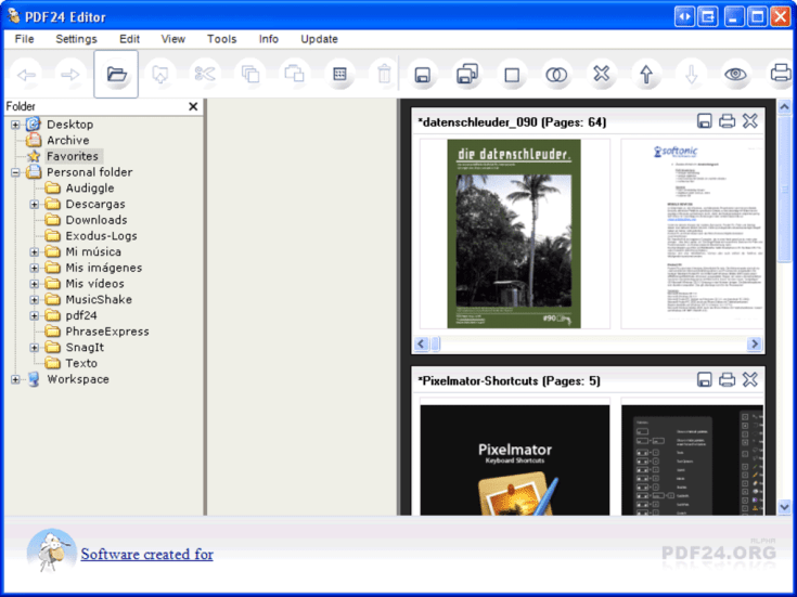 PDF24 Creator 8.8.1 Working Torrent