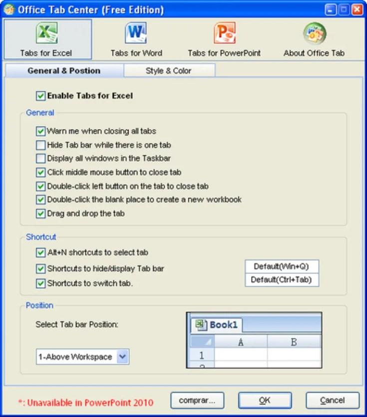 Office Tab Enterprise Edition 14.0 Full Plus Patch