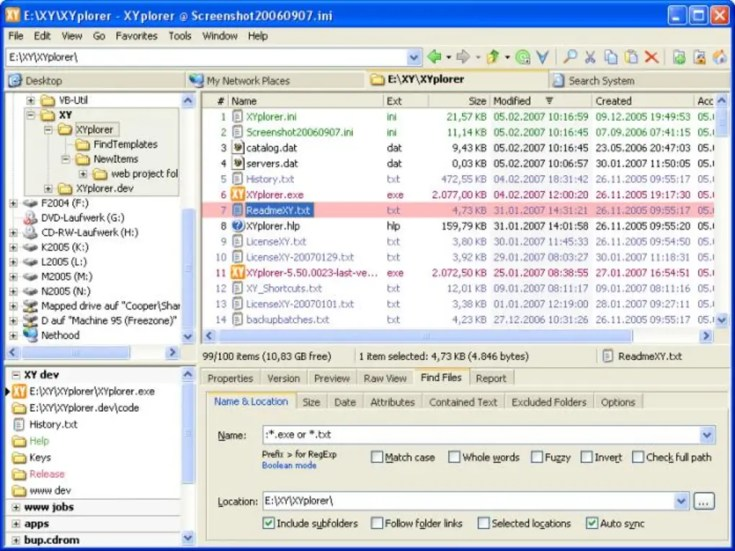 XYplorer 20.50 Activation Is Here File Download 2019