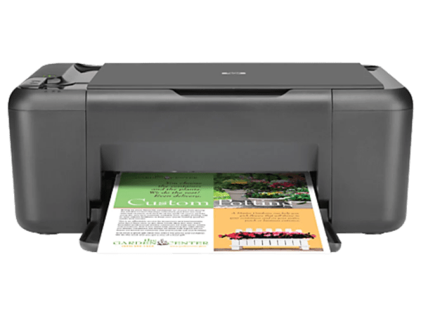 HP Deskjet F2480 All-in-One Printer drivers - Download