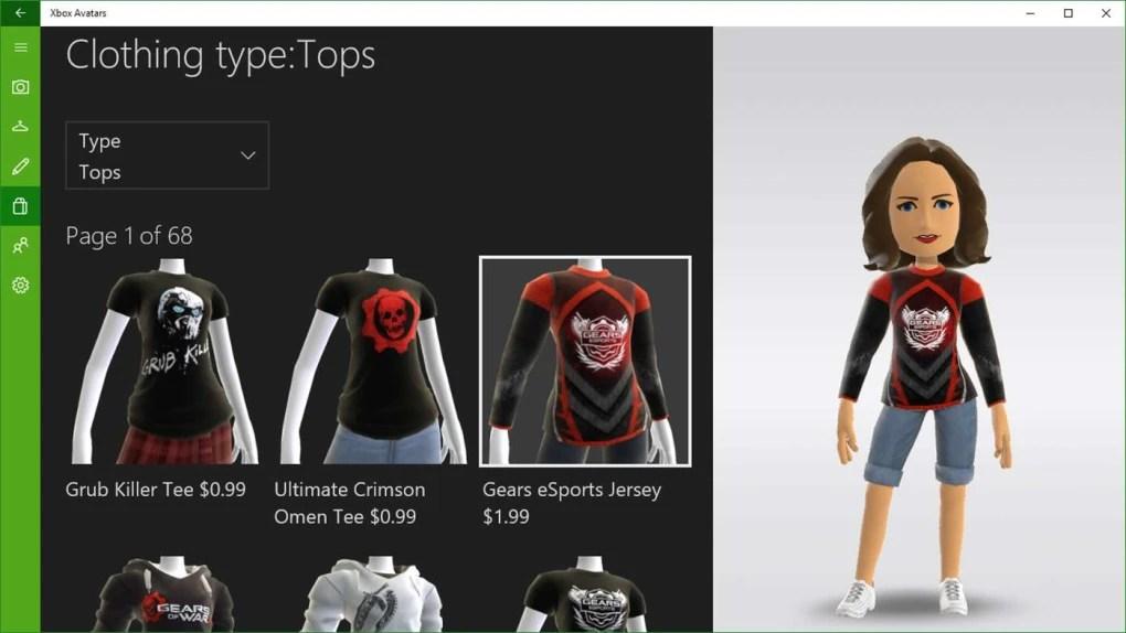 Xbox Avatars Descargar