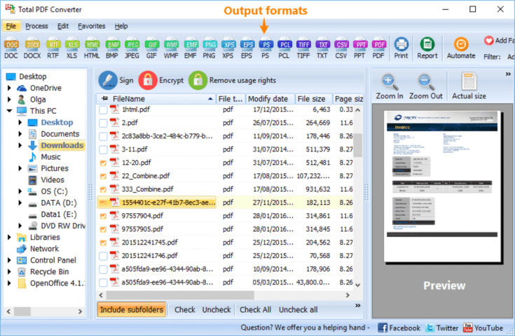 Coolutils Total Outlook Converter 6.1.0.194 Cracked Latest Crack