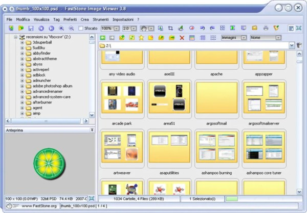 FastStone Image Viewer Portable - Download