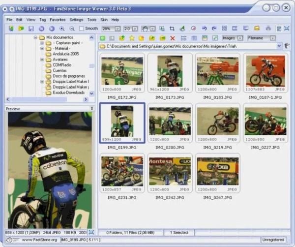 FastStone Image Viewer - Descargar