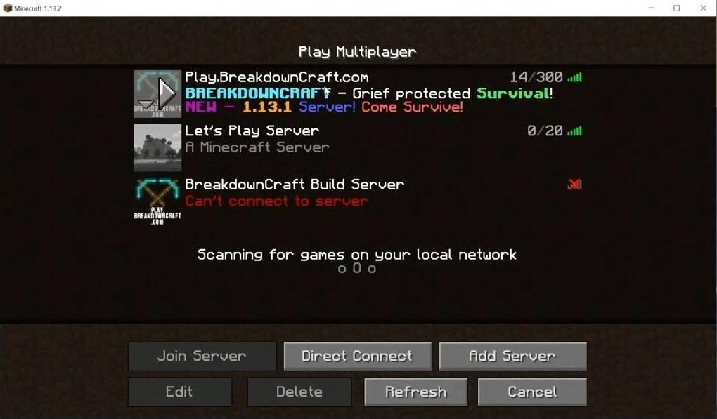 1 Ip Servers Minecraft 7 Address 4