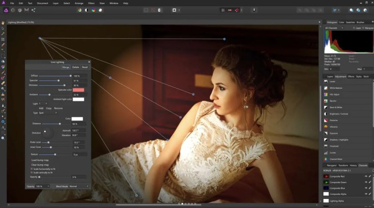 Serif Affinity Photo 6.5 Free Is Here Portable