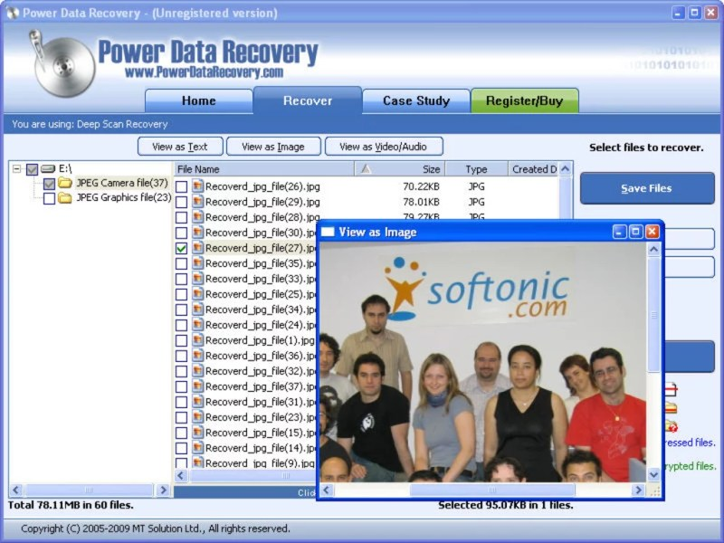 Power Data Recovery Business Technician 17.0 Free Latest Patch