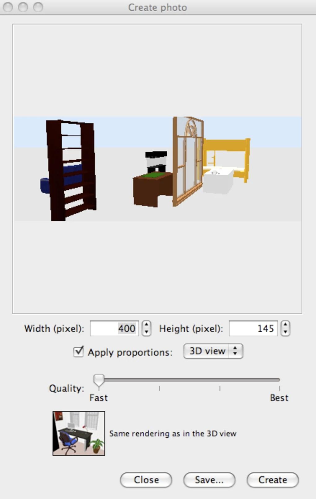 Langkah pertama, install sweet home 3d yang telah anda download sebelumnya. Sweet Home 3d For Mac Download