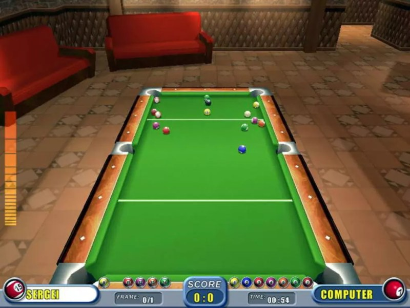 Real Pool   Download PROS