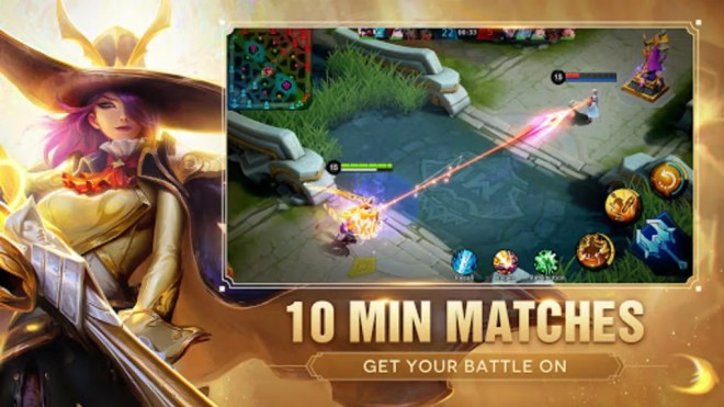 android için mobile legends bang bang apk - İndir