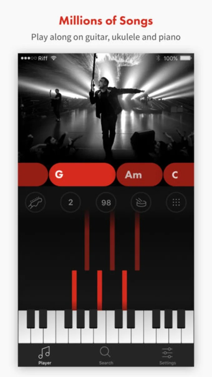 riffstation - guitar chords for iphone - download