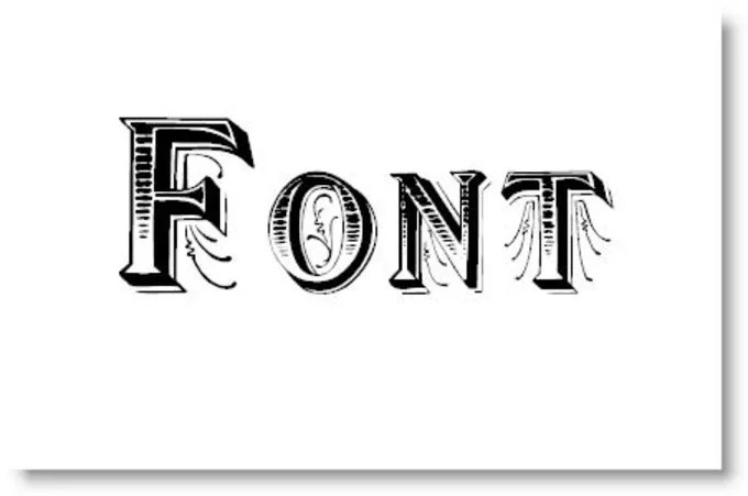 Download Artistic Font Collection - Download