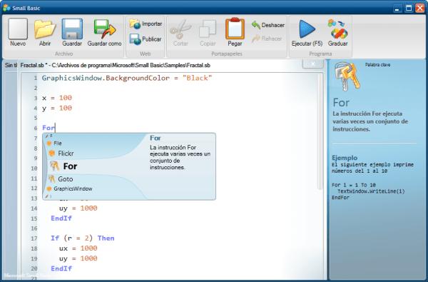 Microsoft Small Basic Download
